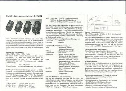 LMT Lehner Motoren