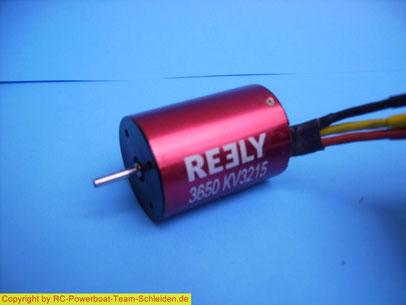 Reely Car Motor 3650 3215 Kv