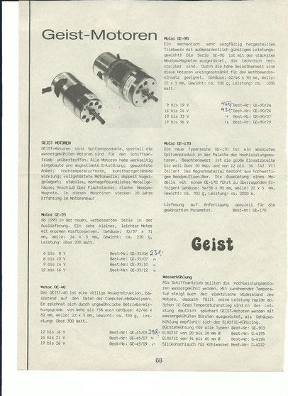 Geist Motoren
