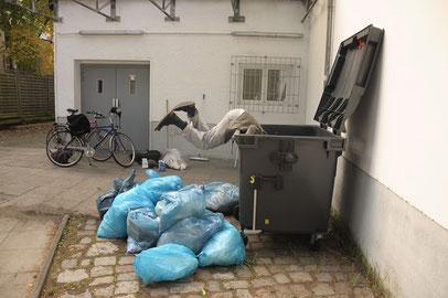 Ab dem 16.01.2014 startet im Umsonstladen der 1. Foodsharing-Point in Greifswald. Mach mit und rette Lebensmittel! Foto: Raphael Fellmer