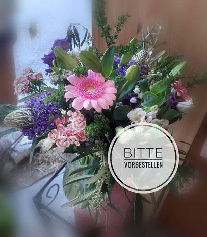 Blumen Steglitz vorbestellen, selbst abholen