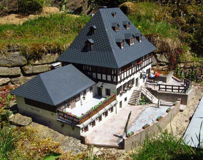 Das Gasthaus am Frohnauer Hammer