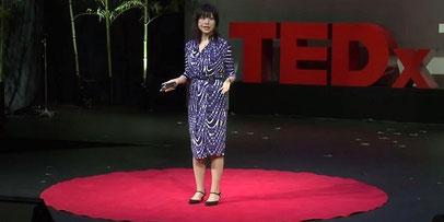 小室淑恵様TED出演