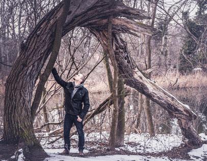 Der kreative Kopf hinter FLUGSAND: Stefan Übermasser
