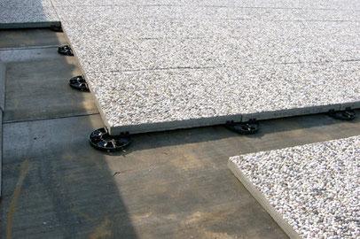 Impermeabilizzazione terrazzi tetti e garage pronto padova - Pavimento galleggiante per esterni ...