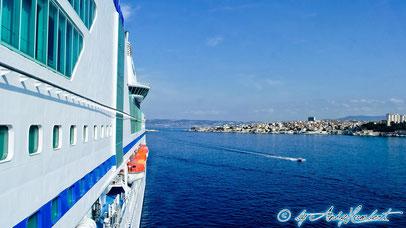 Photo prise lors de la Med Race en Septembre 2012