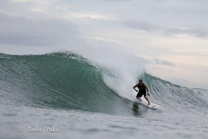 Surfer:Shimizu@Inside Grupuk