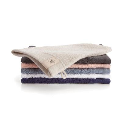 Washandjes van Walra zijn zacht en van goede kwaliteit.