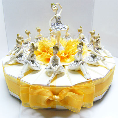 torta ballerine