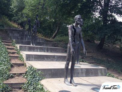 Monument voor de Slachtoffers van het Communisme Praag