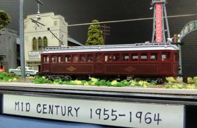 MID CENTURY 1955-1964
