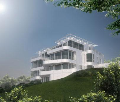 Privathaus Elbchaussee