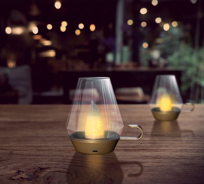 ©Nortene, LUCERNA lampe à poser