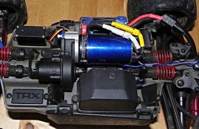 Innenraum des E-Revos