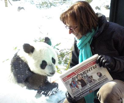 "Дворцы - зверям. ""АиФ.Европа"" о Венском зоопарке. Foto Barbara Feldman"