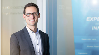 Tobias Knoblauch has been Head of Sales Europe at meteocontrol GmbH since February 1, 2021. Image source: meteocontrol GmbH