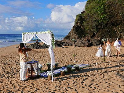 Noronha - Fotos für das Hochzeitsalbum