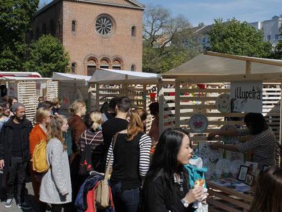 Top 5 most beautiful art markets in Berlin