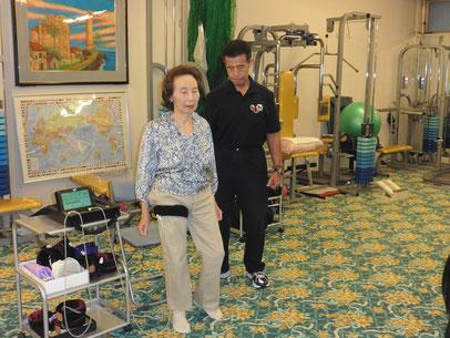 KAATSU Cycle mit Älteren