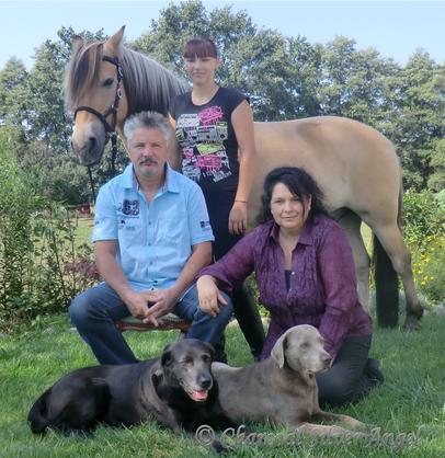 Familie Haußner 2015