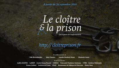 Webdocumentaire sur le cloître et la prison de Clairvaux