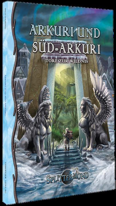 Splittermond: Arkuri und Süd-Arkuri - Tore zur Wildnis