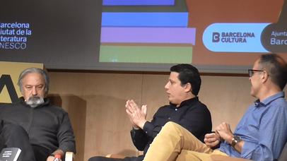 De izquierda a derecha: Muñoz, Hernández y Correa