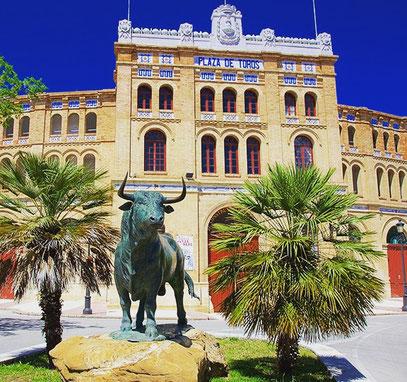 Plaza de Toros de El Puerto de Santamaría