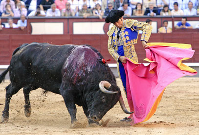 Juan Mora - Las Ventas - Madrid - 2011