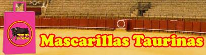 mascarilla, covid, España, toro, taurinas, tradición, gusto, elegantes, modernas, moda, coronavirus, baratas