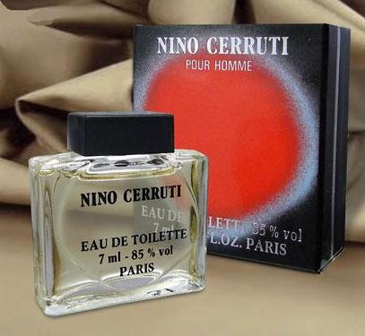 NINO CERRUTI POUR HOMME - EAU DE TOILETTE 7 ML