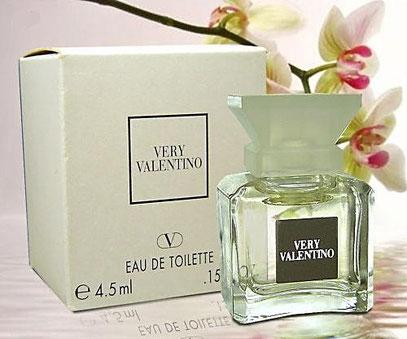 VERY VALENTINO - EAU DE TOILETTE 4,5 ML