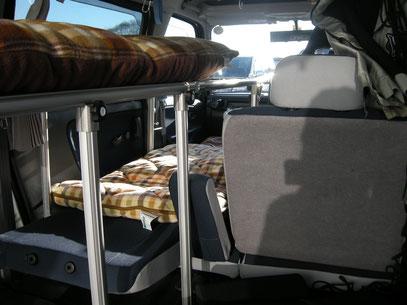 軽ボックス ベッド