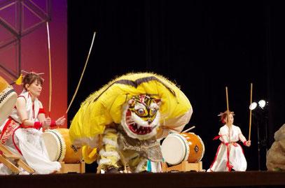 けんみん文化祭'13和太鼓フェスティバル