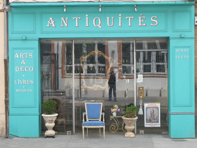 boutique antiquaire brocante toulouse