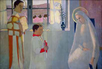 《カトリックの謎》1889年