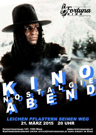 Leichen pflastern seinen Weg (Originaltitel: Il grande silenzio) ist ein Italowestern aus dem Jahr 1968 mit Jean-Louis Trintignant und Klaus Kinski in den Hauptrollen.