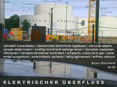 (c) FOTO: De Toys, 8.10.2012 @ Jan-Wellem-Platz (Schauspielhaus Düsseldorf)