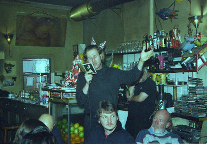 De Toys 20.11.2005 (c) FOTO: R.Ploenes @ Café STORCH (Köln)