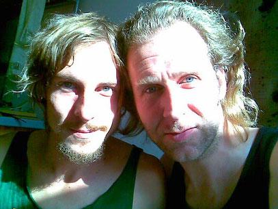 TOM HAVLIK & TOM HOLZAPFEL (c) De Toys, 8.10.2009 @ Wien