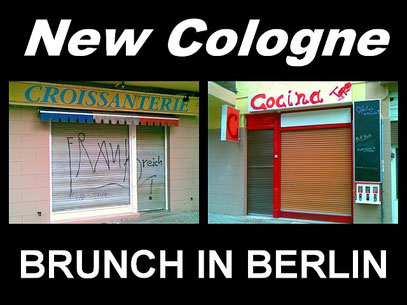 BRUNCH IN BERLIN (c) De Toys, 23.6.2010 (Pannierstreet 56, Reuterkiez)