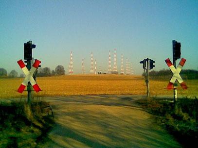 Antennen: DEUTSCHE WELLE (c) De Toys, 30.12.2008 @ Merscher Höhe (JÜLICH)