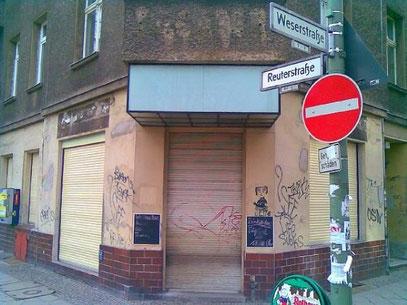 SCHILLINGBAR (c) De Toys, 15.3.2010 @ Reuterkiez (Berlin)
