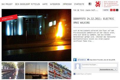 """Kategorie """"Arbeiten"""" (+3 Fotos von BGN): CYBUDDHAM (c) De Toys, 24.12.2011"""
