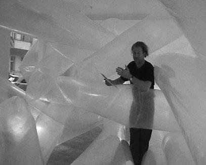 De Toys 16.7.2005 @ KNK-Büro: BRIEFWECHSEL SCHILLER & GOETHE (c) Simone Schmidt