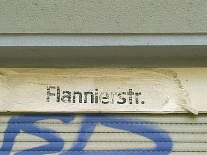 Neue Flaniermeile: PANNIERSTRAßE (c) De Toys, 15.5.2012 @ Neukölln-Reuterkiez