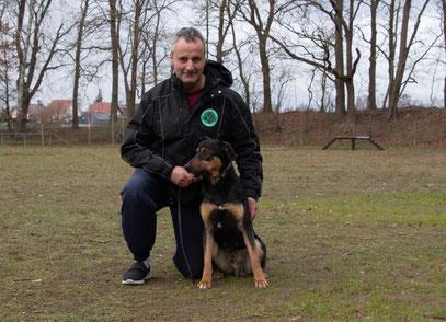 Lutz mit Buma
