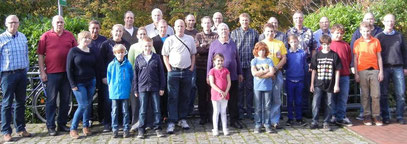 2. Meeting in Hamburg, northern Germany, dated October 2013.