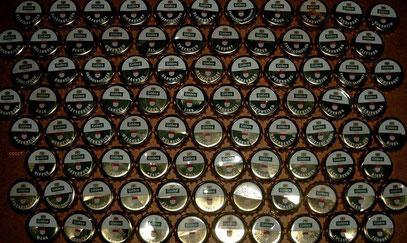 86 Veedel complete Gilden Kölsch beer set 2010
