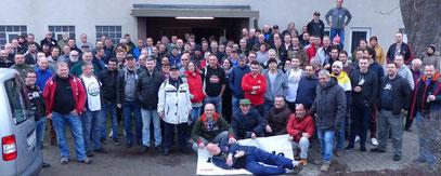18. german trade meeting of bottle cap collectors in Hirschaid 2020.